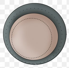 PLANE - Plate Circle Tableware PNG
