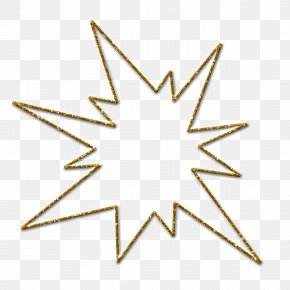 Star - Star Point Polygon Line PNG