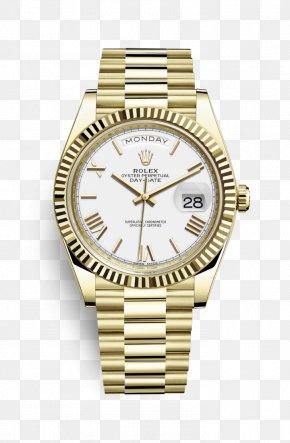 Rolex - Rolex Daytona Rolex GMT Master II Rolex Day-Date Watch PNG