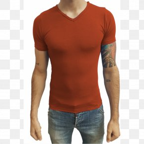 T-shirt - T-shirt Polo Shirt Red Collar PNG