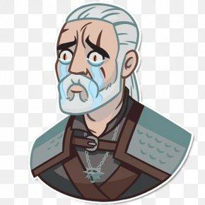 Witcher Battle Arena - The Witcher Geralt Of Rivia Telegram Sticker Video Game PNG