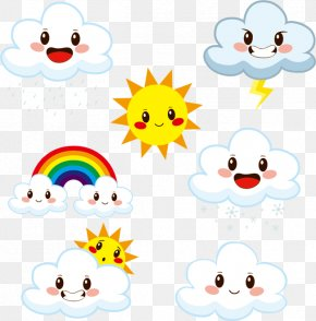 Weather Icon - Weather Meteorology Cloud Clip Art PNG