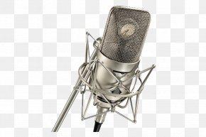 Mic - Valve Microphone Neumann U47 Georg Neumann Recording Studio PNG