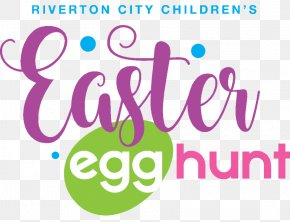 Easter Egg Hunt Flyer - Egg Hunt Easter Egg Clip Art PNG