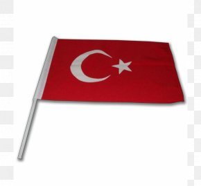 Flag - Flag Of Turkey Woven Fabric Rectangle Turkish Lira PNG