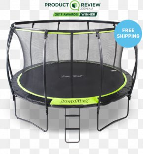 Trampoline - Trampoline Safety Net Enclosure Jumping Sporting Goods Trampette PNG