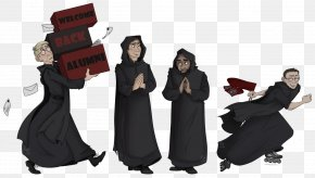 Monks - Costume PNG