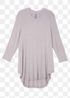 T-shirt - Long-sleeved T-shirt Long-sleeved T-shirt Shoulder Blouse PNG