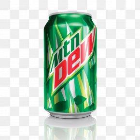 Mountain Dew Transparent Background - Soft Drink Coca-Cola Pepsi Diet Mountain Dew PNG