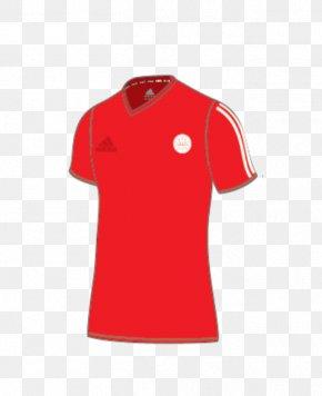T-shirt - T-shirt Jersey Sleeve Polo Shirt PNG