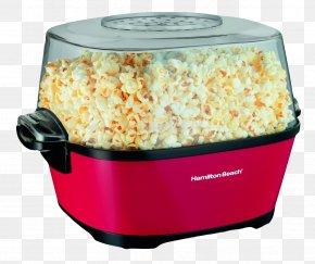 Popcorn Maker Popper - Popcorn Maker Hamilton Beach Brands Bowl Cooking PNG