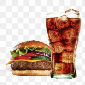 Burger Coke - Coca-Cola Hamburger Diet Coke French Fries PNG