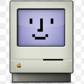 Happy Mac Icon - Macintosh Operating Systems Apple II PNG
