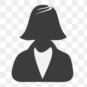 Anonymous Mask - Female User Profile Clip Art PNG