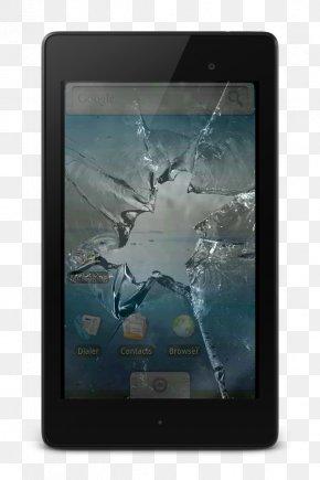 Crack Screen Computer Monitors Android Desktop WallpaperAndroid - Broken Screen Prank Broken Screen PNG