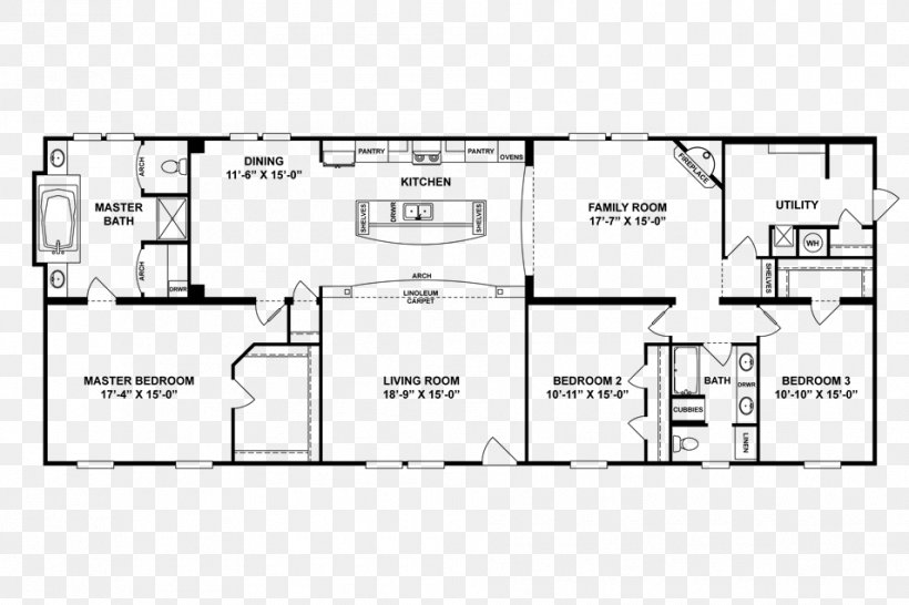Floor Plan House Plan Clayton Homes