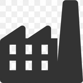 Factory Icon Free - Factory Industry Clip Art PNG