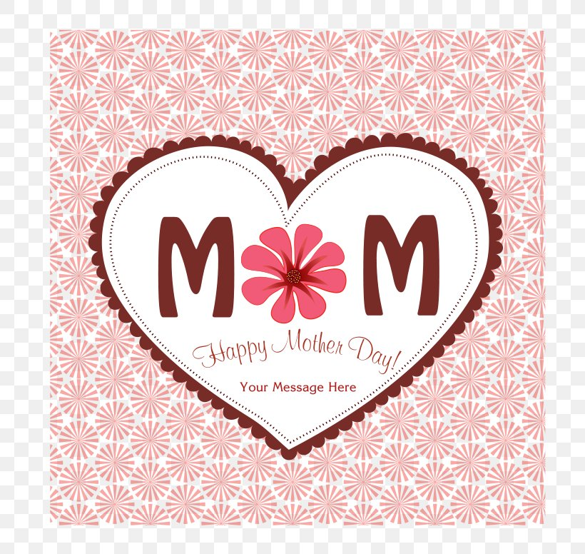 Mother's Day Clip Art, PNG, 754x776px, Mother S Day, Father, Graphic Arts, Greeting Card, Heart Download Free