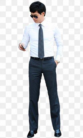 Jeans - Jeans Denim Dress Shirt Suit Sleeve PNG
