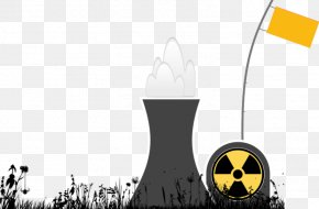 Energy - Nuclear Power Plant Power Station Clip Art PNG