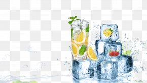 Ice - Ice Cube Refrigeration Solid Water PNG