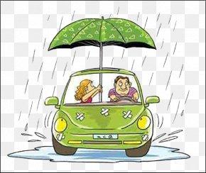 Rainwater Accumulation - Car Rain Safety Cloudburst Fog PNG