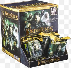 King Of The Ring - HeroClix Action & Toy Figures The Lord Of The Rings: The Return Of The King PNG