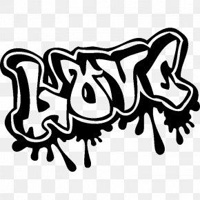 Graffiti - Sticker Visual Arts Graffiti Clip Art PNG