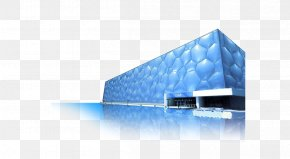 Water Cube - Beijing National Aquatics Center Beijing National Stadium CCTV Headquarters Architecture PNG