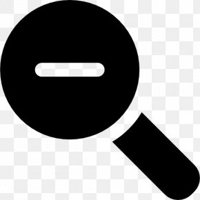 Magnifying Glass - Magnifying Glass Photography Zoom Lens Font PNG