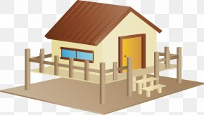 Guardrail House - House Royalty-free Stock Photography Clip Art PNG