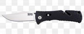 Sog Trident - Hunting & Survival Knives Bowie Knife SOG Specialty Knives & Tools, LLC Pocketknife PNG