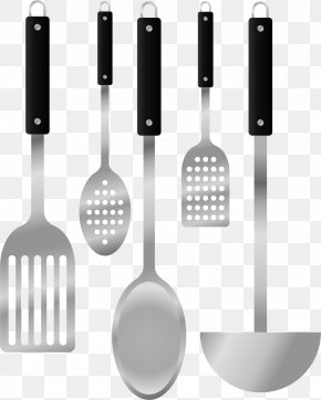 Vector Hand-painted Kitchen - Kitchen Utensil Home Appliance Tableware Kitchenware PNG