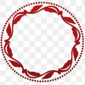 Classic Border - Circle Download PNG