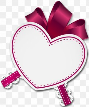 Heart - Heart Love Valentine's Day Pink M PNG