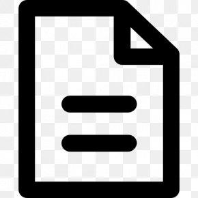 Expedient - Text File Plain Text Document File Format PNG