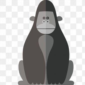 FIG Gorilla Body Material PNG