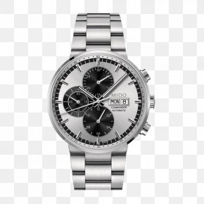 Mido Mido Automatic Mechanical Watches - Le Locle Mido Automatic Watch Chronograph PNG