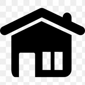 Building Silhouette - House Home Building PNG