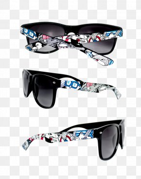 Graffiti Sunglasses - Goggles Sunglasses Fashion PNG