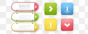 Vector Multicolor Web Design - User Interface Design Download PNG