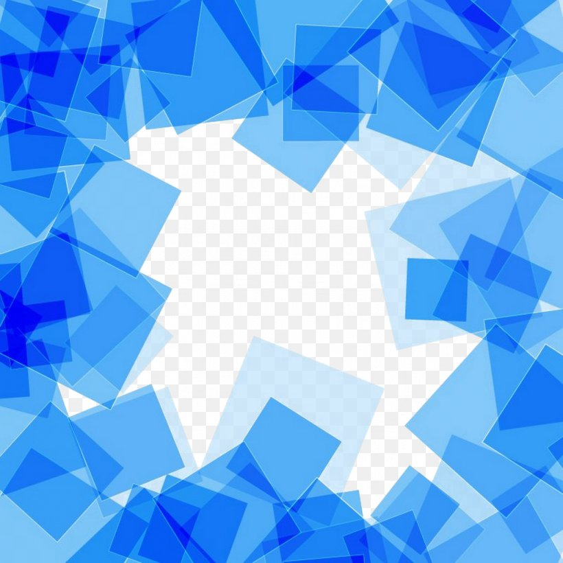Square Wallpaper, PNG, 1024x1024px, Blue, Abstraction, Azure, Cobalt Blue, Electric Blue Download Free