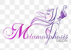 Beauty Salon Logo - Beauty Parlour Cosmetologist Hair Care Logo PNG