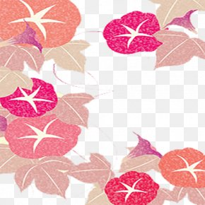Pink Trumpet - Ipomoea Carnea Pink Icon PNG