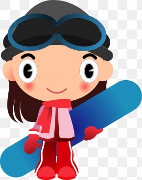 Snowboard - Snowboarding Winter Olympic Games Winter Sport Clip Art PNG