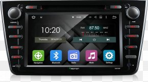 Car - GPS Navigation Systems Car Vehicle Audio ISO 7736 Automotive Navigation System PNG