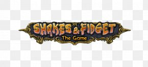 Shakes And Fidget - Shakes And Fidget Logo Role-playing Game Font PNG