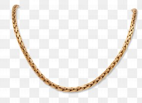 Necklace - Necklace Chain Gold Jewellery Metal PNG