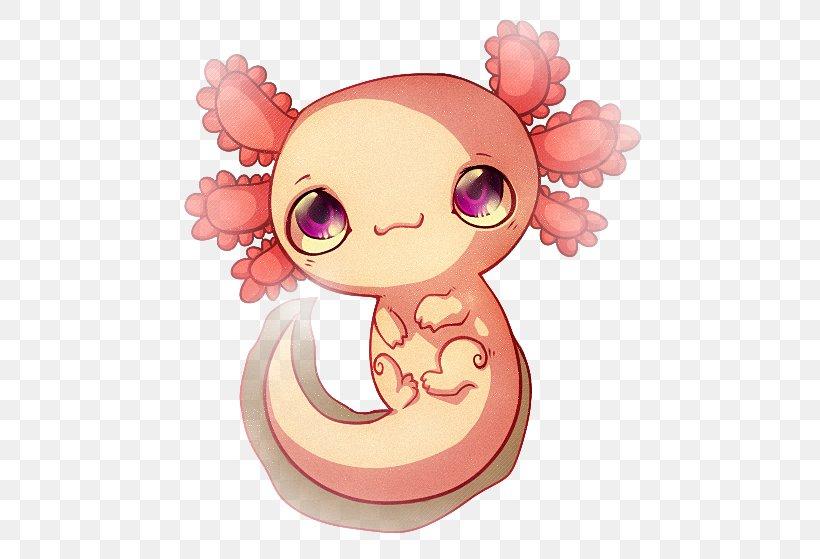 Axolotl Salamander Clip Art Drawing Cartoon Png 494x559px Axolotl Amphibian Art Cartoon Cheek Download Free