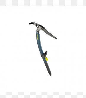 Ice Axe - Ice Axe Mountaineering Hiking Crampons Hammer PNG
